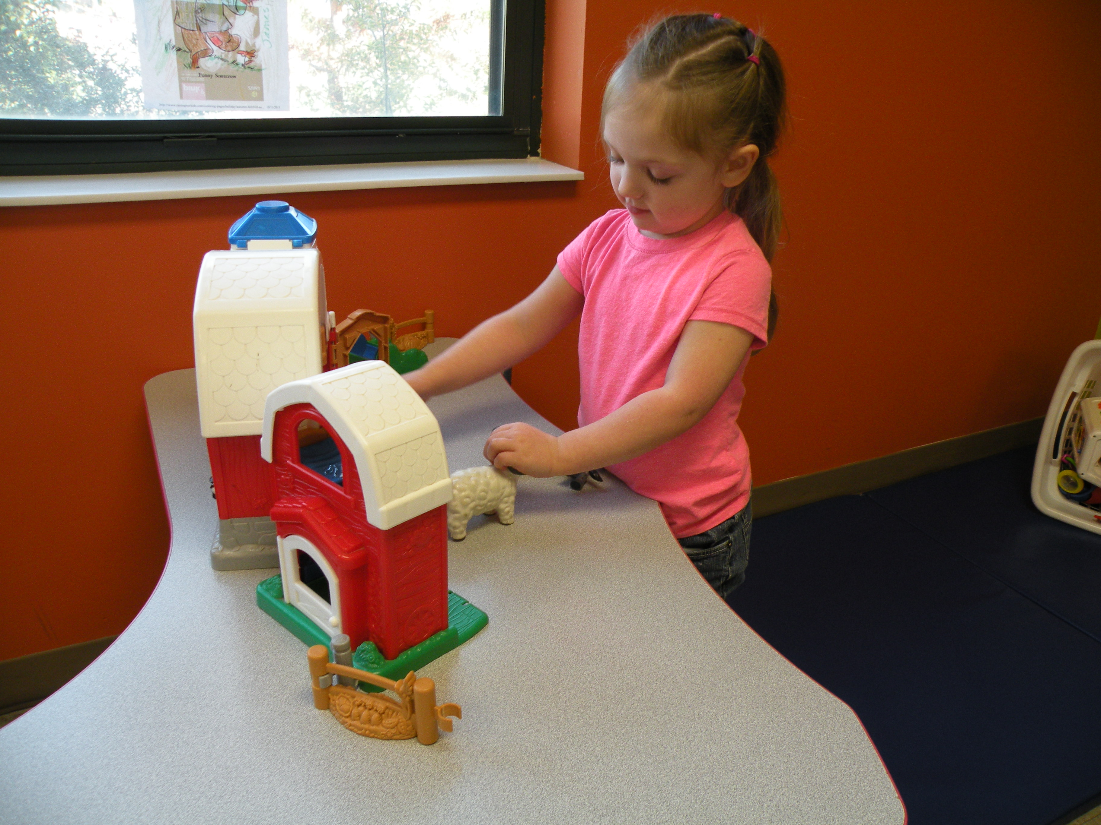 Kids Corner - Farm House Fun