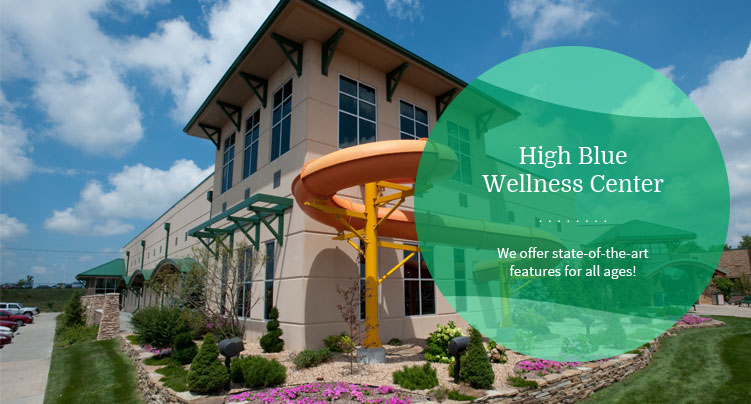 High Blue Wellness Center